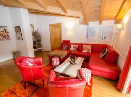 All Seasons Lodge by All in One Apartments, Капрун (рядом с городом Кицштайнхорн)