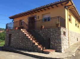 Casa Mariana, Llames de Parres