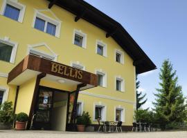 Bellis Hotel, Sankt Urban (Agsdorf yakınında)