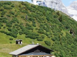 Berggasthaus Edelweisshütte Ladurns, Fleres