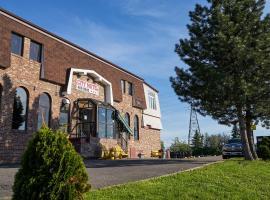 The City Motel, Fredericton (Waasis yakınında)