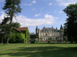 Château de Buros, Gabarret (рядом с городом Losse)