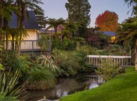 Best Western Braeside Rotorua & Conference Centre