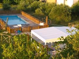 Agriturismo La Casa della Lavanda - Il Rustico, Marina di Montemarciano (Berdekatan Montemarciano)