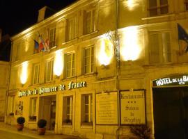 Hôtel De La Banniere De France, Laon