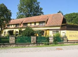 Pension Hendling, Klingfurth (Near Frohsdorf)