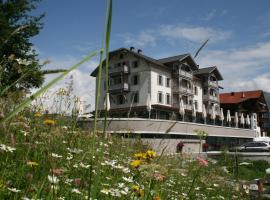 The Alpina Mountain Resort & Spa, Tschiertschen