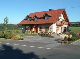 Gästehaus Jüngling, Kottenborn (Wimbach yakınında)