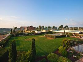 Le Orchidee Villa, Roncofreddo (Santa Paola yakınında)