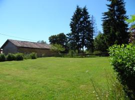 Old Dairy Gite, Saulgond (рядом с городом Chabrac)