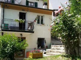 Guest House Drago Bianco, Calzanatta (Nær Lorsica)