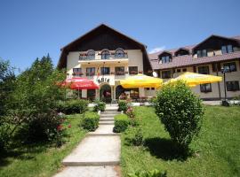 Hotel Ruia, Пояна-Брашов