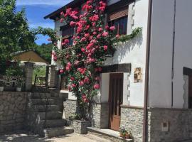 Casa Rural Fuentesil, Роблес-де-Ласиана (рядом с городом Мерой)