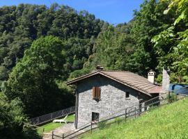Casa delle Befane, Aurigeno (Gordevio yakınında)