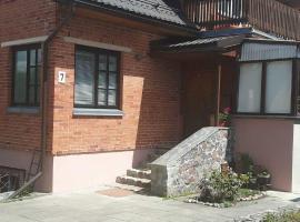 Genovaites apartamentai Trakuose, Trakai