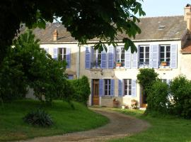 B&B Girolles les Forges, Girolles (рядом с городом Во-де-Люньи)