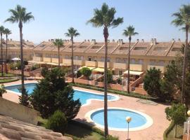 Valencia Flat Rental Perellonet, Valensiya (El Palmar yakınında)