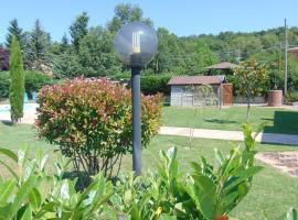 Campitello b&b, Vinchiaturo (Guardiaregia yakınında)