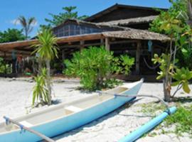 BLUE TRIBES Garden Beach Resort