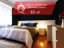 The Queen Luxury Apartments - Villa Serena