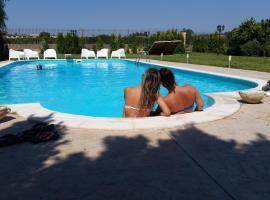 Salemi Home, Carlentini (Cuccumella yakınında)