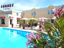 Citôtel Aurore Bourges Nord - Saint Doulchard, Сен-Дулшар (рядом с городом Pigny)