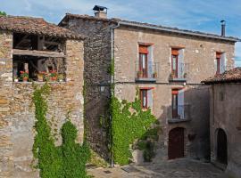 Casa Vilaspasa, Gotarta (El Pont de Suert yakınında)
