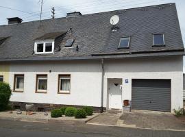 KRIO Klaus Rothfuchs Ferienwohnung 2, Idar-Oberstein (Veitsrodt yakınında)