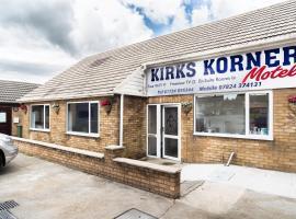 Kirks Korner Motel, Scunthorpe