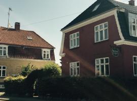 bedandshower, Kopenhag (Bronshoj yakınında)