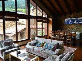 Casa Rural al Pirineu, Ansobell