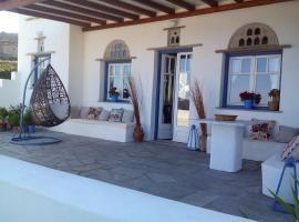 Balcony to the Aegean, Stení