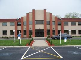Budget Inn & Suites, Wall Township (in de buurt van Spring Lake)