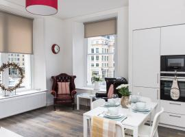 Luxury Usher Hall Apartment
