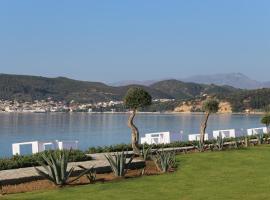Mareggio Exclusive Residences & Suites, Гитеон (рядом с городом Selinitsa)