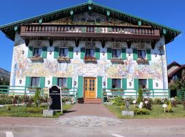 Hotel Muravskiy Trakt, Zhdanov