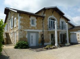 Le Chalet des Vignes, Сен-Лоран-де-Винь (рядом с городом Le Monteil)