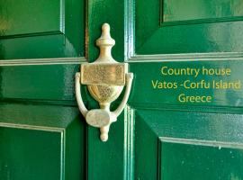 House in the Country, Vátos