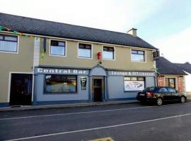Central Bar B&B, Lifford