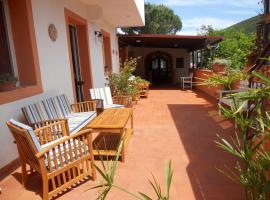 Hotel Etrusco, Rio Marina (Rio nell'Elba yakınında)