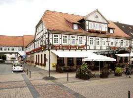 Hotel Goldener Löwe, Seesen (Bad Gandersheim yakınında)
