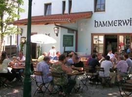 Hotel Hammerwirt, Rosenheim (Aising yakınında)