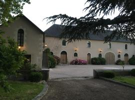 Groom's Cottage at Chateau l'Hubertiere, Bouresse