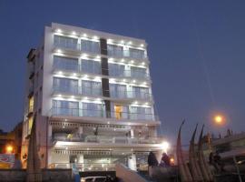 Hotel El Sombrero, Huanchaco