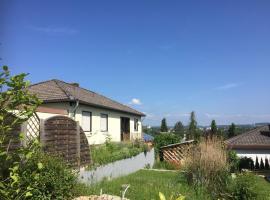 Haus Elvira, Horb am Neckar (Starzach yakınında)