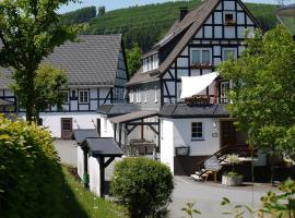 Gasthof zur Post, Schmallenberg (Kirchrarbach yakınında)