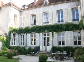 B&B Le Jardin de Carco, Châtillon-sur-Seine (рядом с городом Vix)