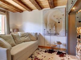 L'Ours Blanc Lodge, Le Biot (рядом с городом La Baume)