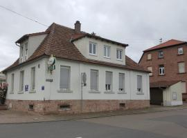 Alte Waage, Edenkoben (Kirrweiler yakınında)