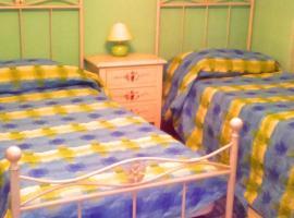Bed&breakfast nuraghe, Lodine (Gavoi yakınında)